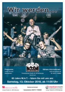 60 Jahre M.A.T. - Theater in Menden