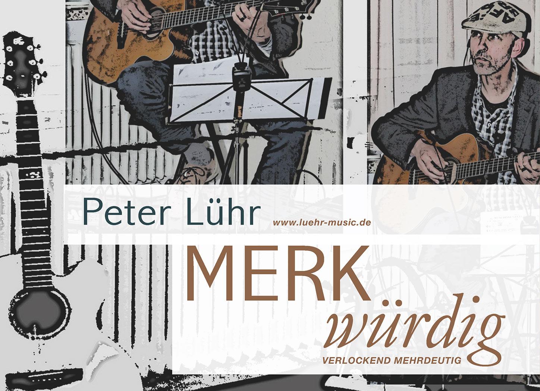 Peter Lühr - eine Stimme für unter die haut .....