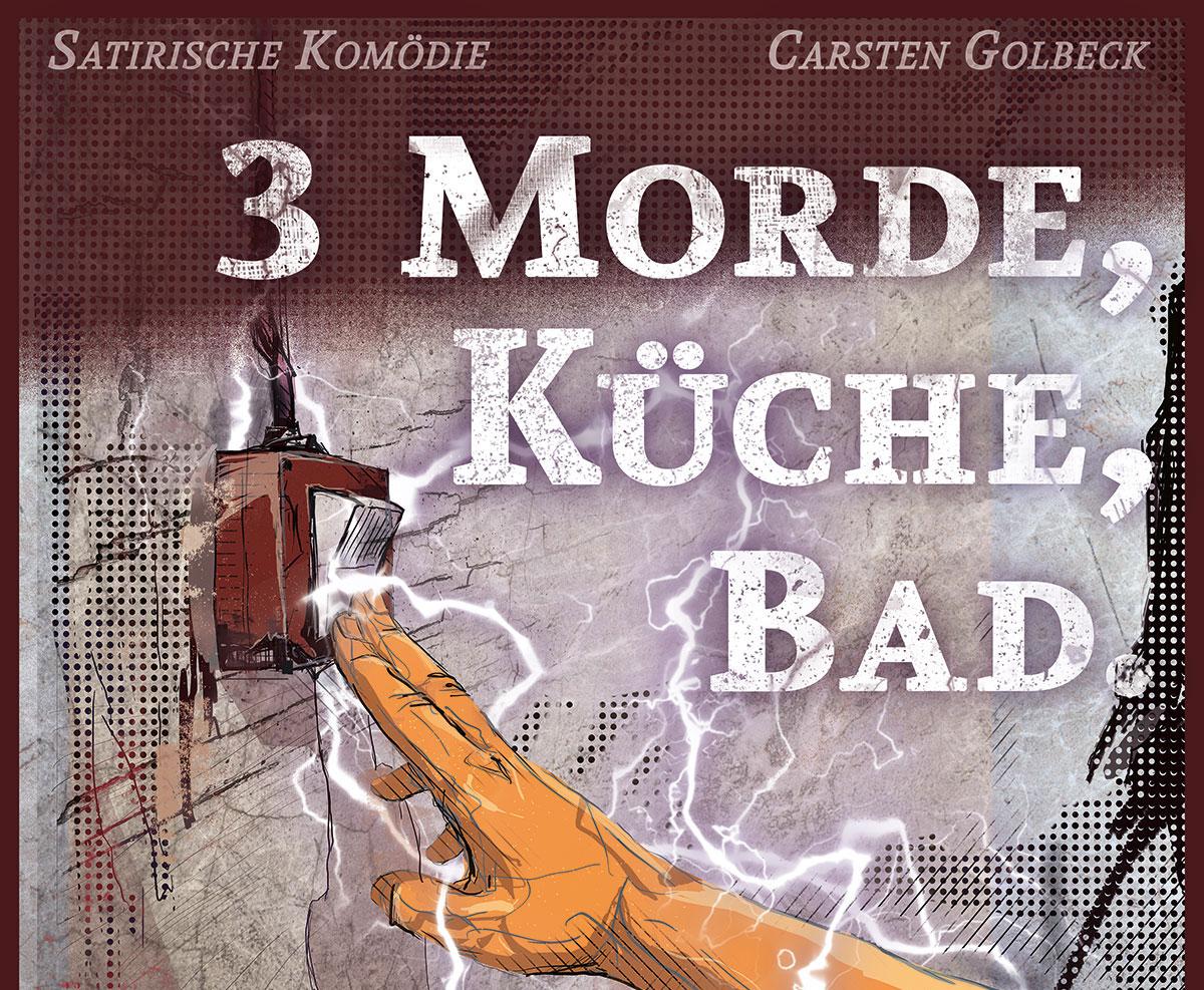 3 Morde, Küche, Bad