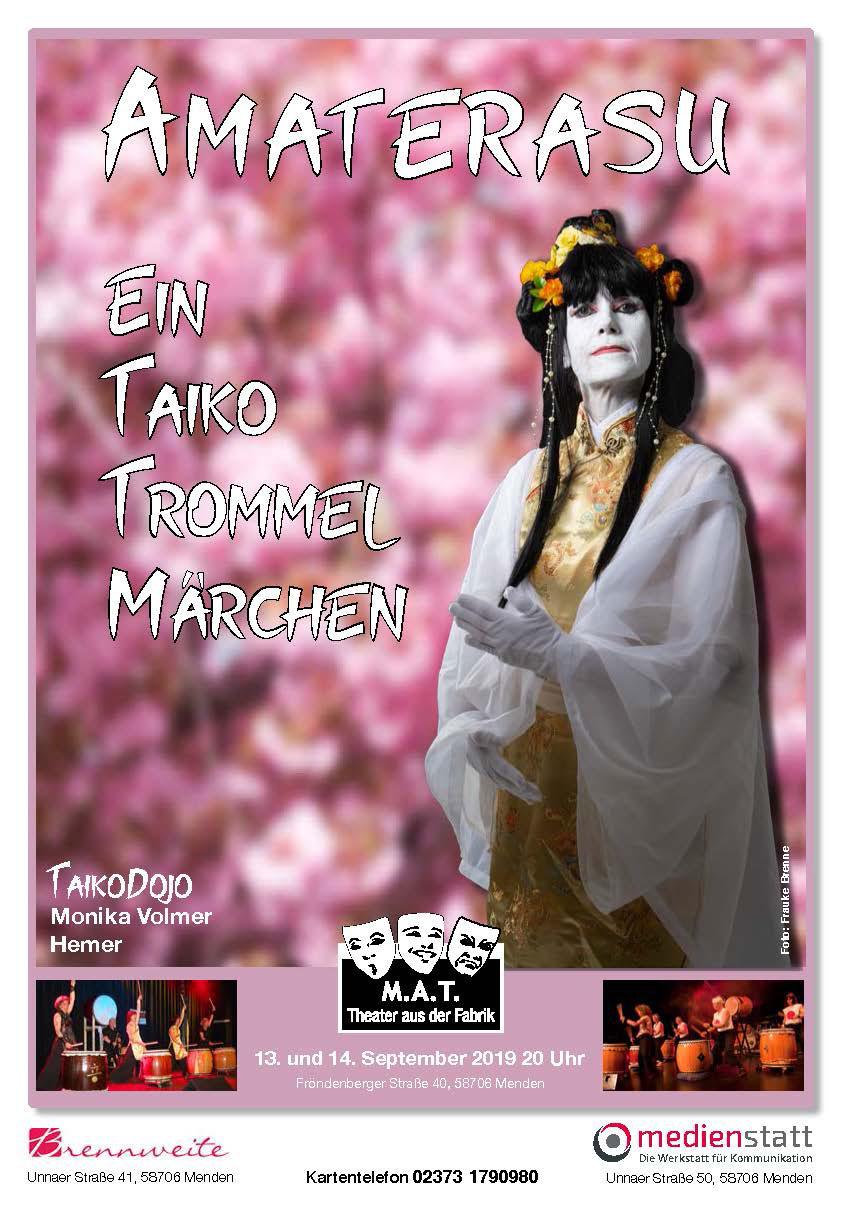 Amaterasu - Ein Taiko-Trommel-Märchen